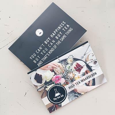 High Tea waardebon / giftcard